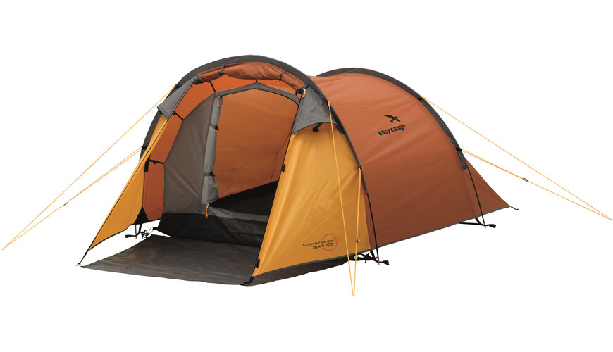 Easy Camp Spirit 200 Tent Orange
